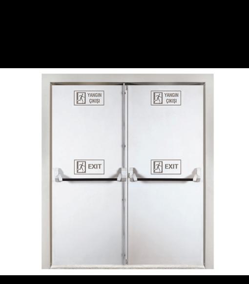 İkikli Yangın Kapıları| Villa KapısıVilla Kapısı ModelleriPivot Kapı Sistemleri