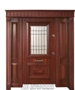 çelik kapı villa