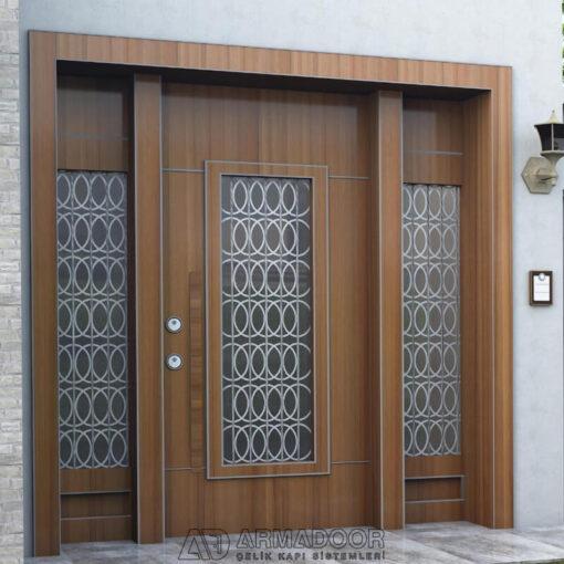 Çanakkale Villa Kapısı  Villa KapısıVilla Kapısı ModelleriPivot Kapı Sistemleri