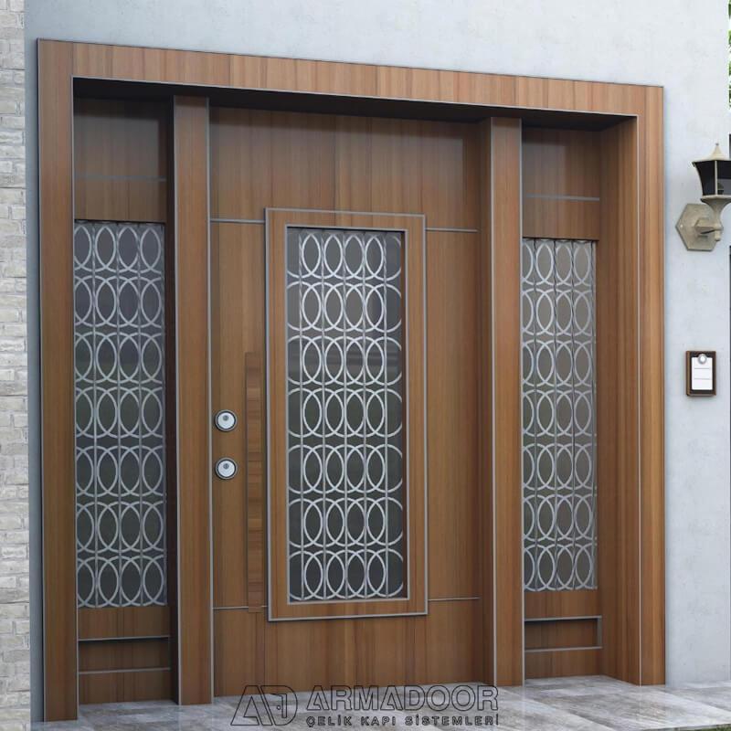 Çanakkale Villa Kapısı| Villa KapısıVilla Kapısı ModelleriPivot Kapı Sistemleri