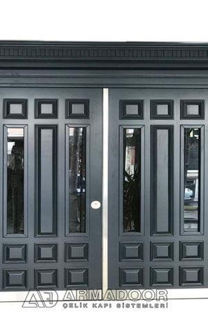 milas villa kapısı