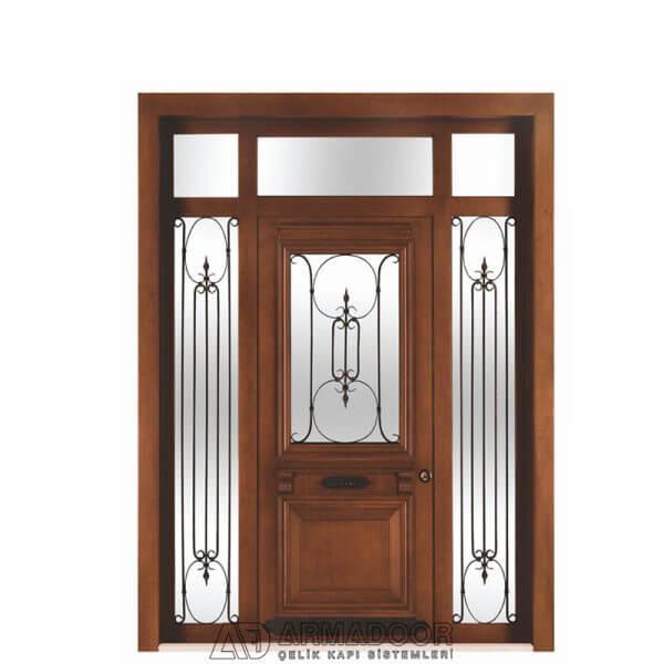 dalaman villa kapısı