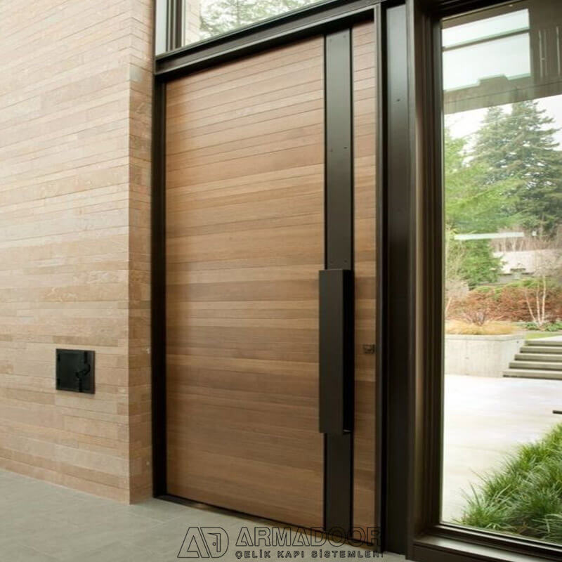 Şile Villa Kapısı| Villa KapısıVilla Kapısı ModelleriPivot Kapı Sistemleri