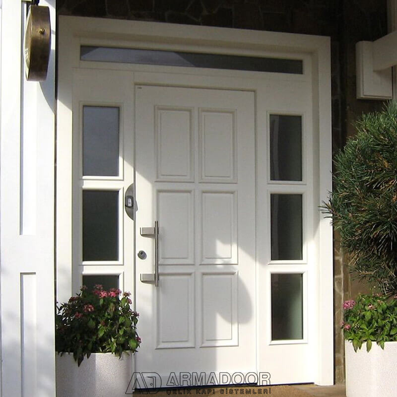 Çekmeköy Villa Kapısı| Villa KapısıVilla Kapısı ModelleriPivot Kapı Sistemleri