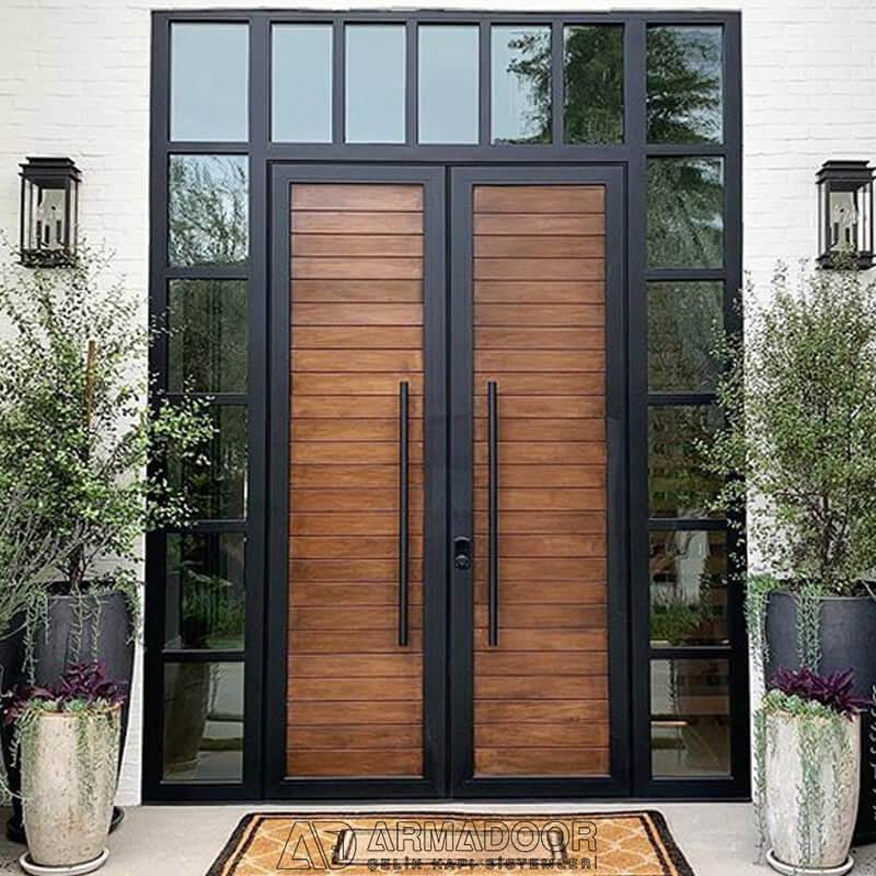 Etiler Villa Kapısı| Villa KapısıVilla Kapısı ModelleriPivot Kapı Sistemleri