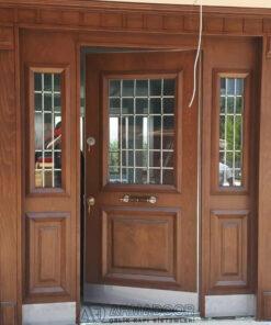 Sarıyer Villa Kapısı| Villa KapısıVilla Kapısı ModelleriPivot Kapı Sistemleri