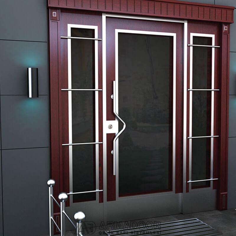 Mimaroba Villa Kapısı| Villa KapısıVilla Kapısı ModelleriPivot Kapı Sistemleri