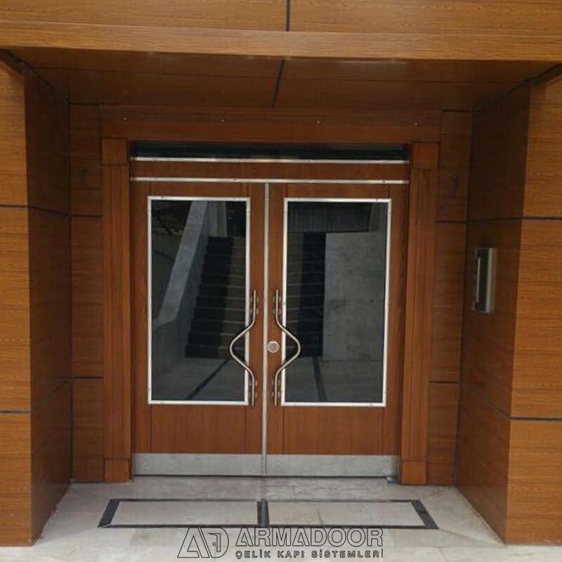 Bina Giriş Kapısı| Villa KapısıVilla Kapısı ModelleriPivot Kapı Sistemleri