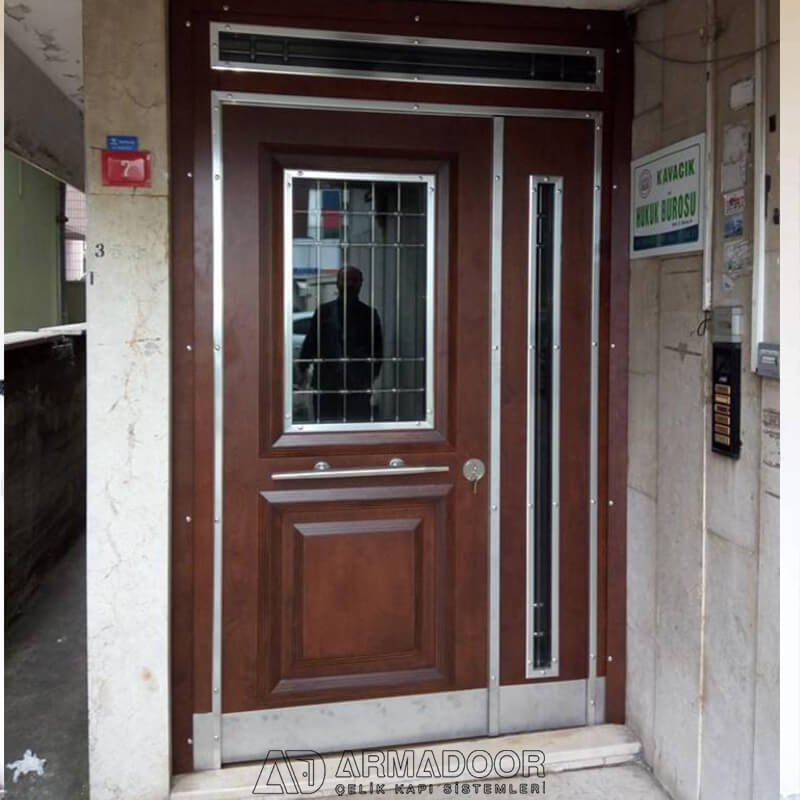İstanbul Bina Kapısı| Villa KapısıVilla Kapısı ModelleriPivot Kapı Sistemleri