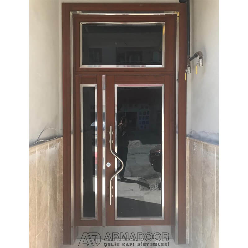 Apartman Kapısı Modelleri| Villa KapısıVilla Kapısı ModelleriPivot Kapı Sistemleri