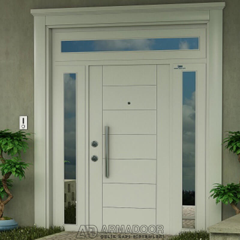 Villa Kapısı Ad3082