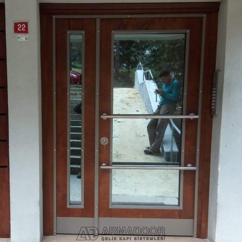Bina Giriş Kapısı AD1541