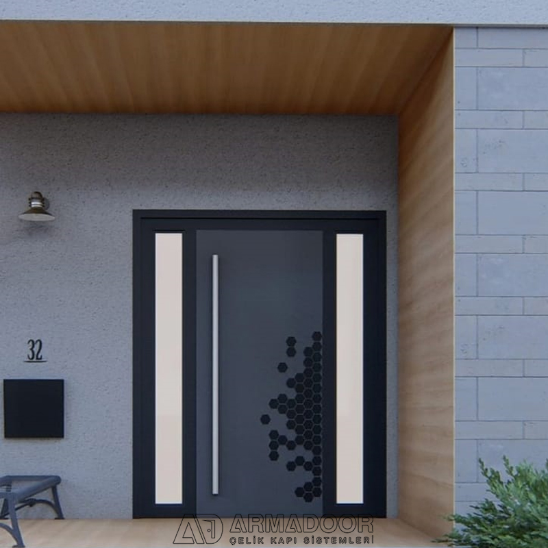 Villa kapısı Ad3107