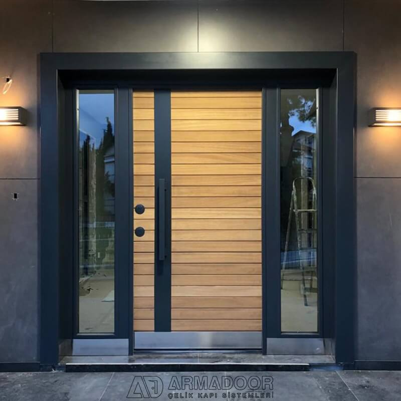 zekeriyaköy villa kapısı| Villa KapısıVilla Kapısı ModelleriPivot Kapı Sistemleri