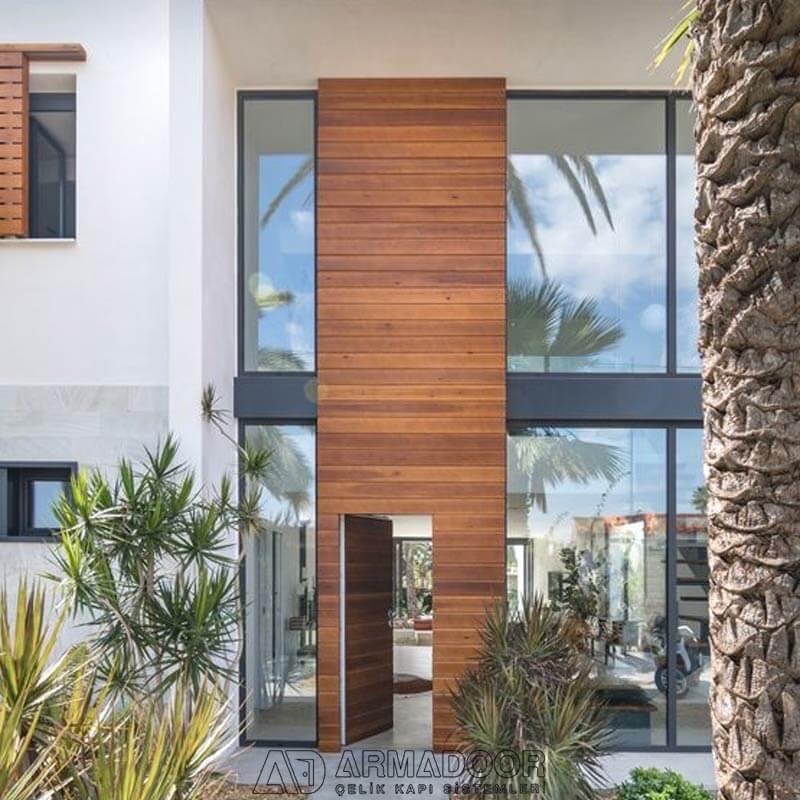 Pivot Çelik Kapı Sistemleri Villa Kapı Modelleri pivot kapı| Villa KapısıVilla Kapısı ModelleriPivot Kapı Sistemleri