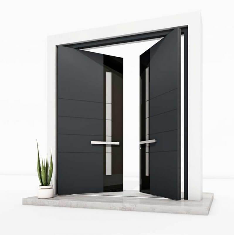 Pivot Çelik kapı ModelleriPivot Kapı| Villa KapısıVilla Kapısı ModelleriPivot Kapı Sistemleri
